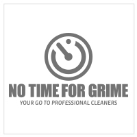 No Time For Grime Logo